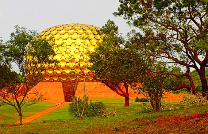 Universal township, Auroville