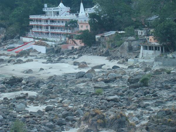 Rishikesh and ultimate destination