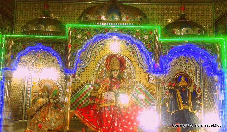 Devis of Pindi darshan