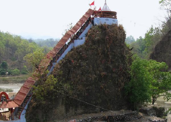 Garjia Devi Temple