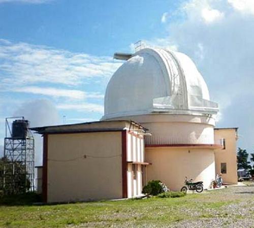 ARIES observatory, Nainital