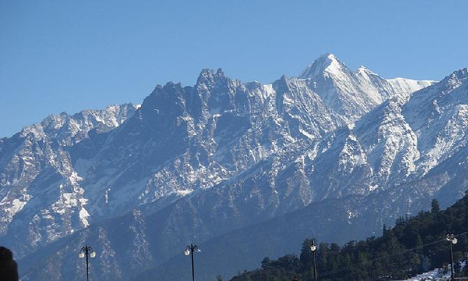 Snow view point Nainital