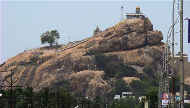 Rock Fort Temple of Trichy
