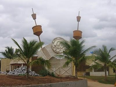Aqua Kingdom at Innovative Film City near Bengaluru