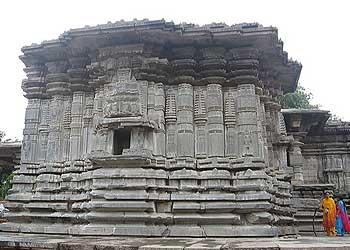 Thousand Pillar Temple Architecture
