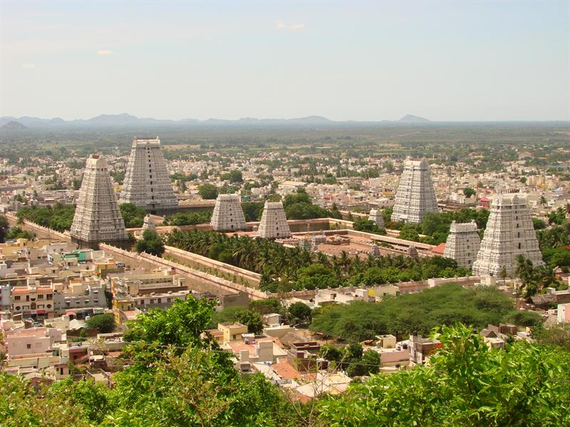 Tiruvannamalai, Best Tourist Place in Tamilnadu