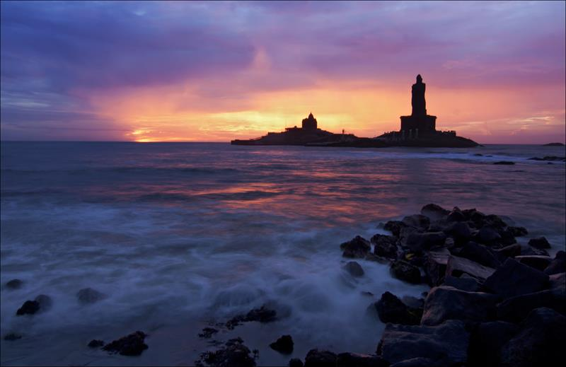 Kanyakumari, Best Tourist Place in Tamilnadu