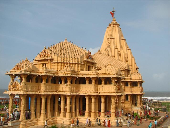 Somnath, Best Tourist Places in Gujarat