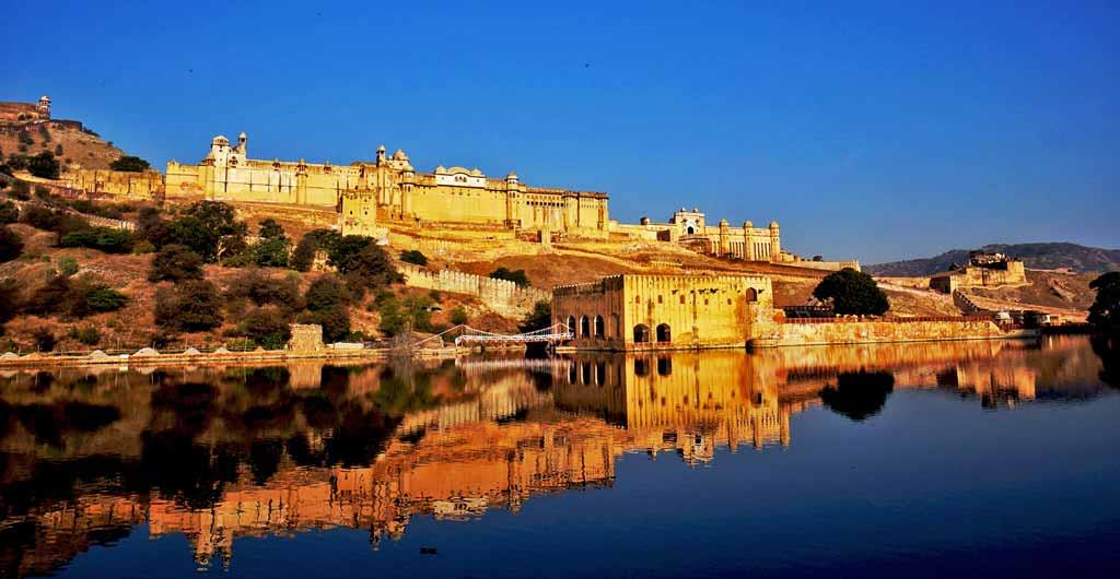 amber fort best tourist place in rajasthan