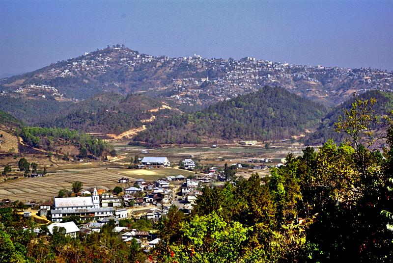 Champhai, Best Tourist Place in Mizoram