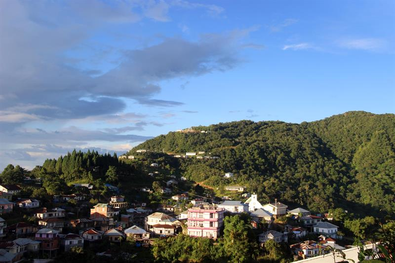Khawbung, Best Tourist Place in Mizoram