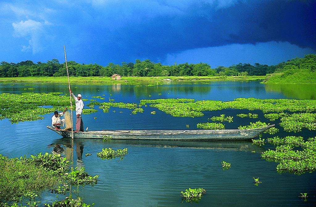 Majuli, Best Tourist Place in Assam
