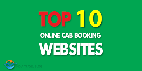 Top 10 Online Cab Booking Websites
