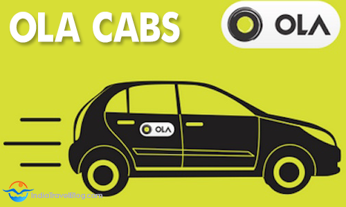 Ola cabs -Online Cab Booking Services
