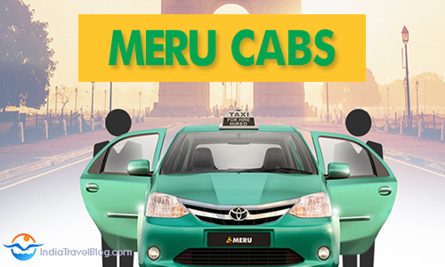 Meru cabs -Online Cab Booking Services