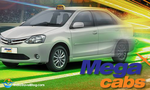 Mega cabs -Online Cab Booking Services