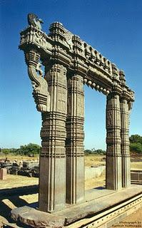Ramalingeswara temple gate