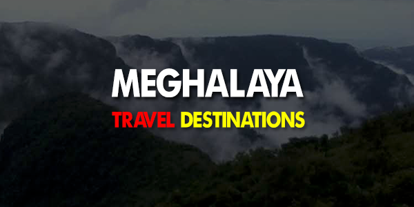 Best Tourist Places in Meghalaya