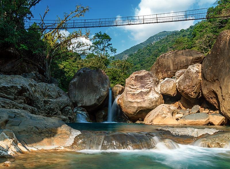 Cherrapunji, Best Tourist Place in Meghalaya