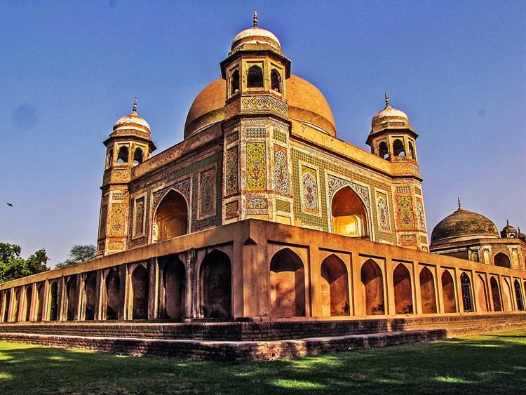 Ustads Tomb Nakodar-Punjab