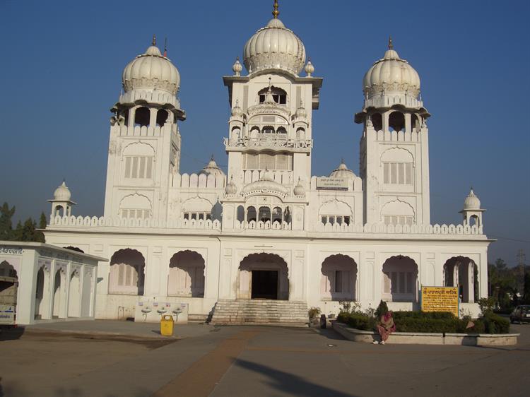 Gurdwara Patalpuri in Kiratpur-Rupnagar