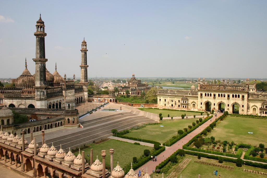 Lucknow-Bada Imambada