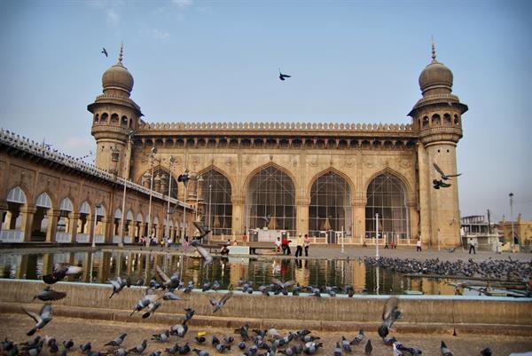 Mecca Masjid-Nagpur