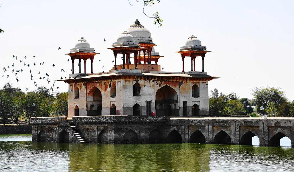 Tourist places in Narnaul