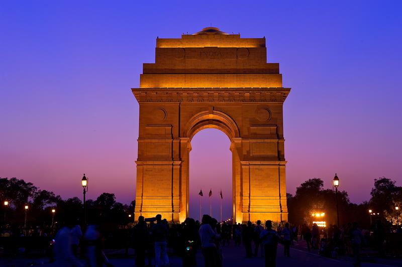 India Gate, Best Tourist Places in Delhi - Tourism in Delhi