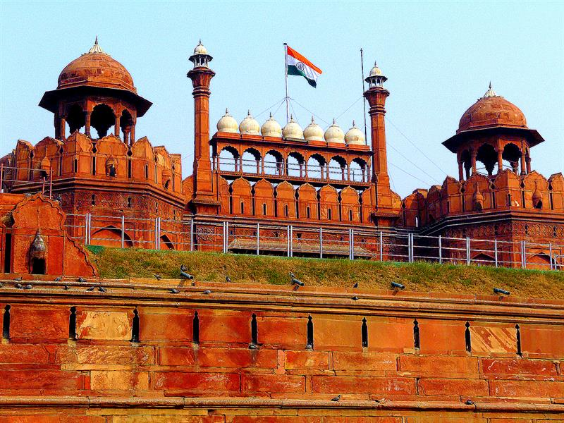 Red Fort,Best Tourist Places in Delhi - Tourism in Delhi