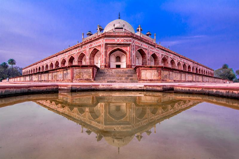 Humayuns Tomb,Best Tourist Places in Delhi - Tourism in Delhi