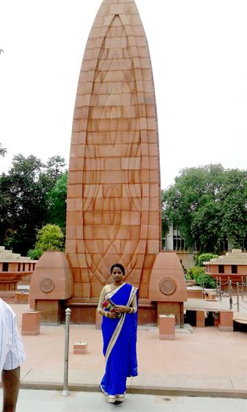 Jallianwala Bagh Memorial