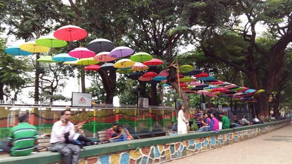 Shivaji Park in Mumbai