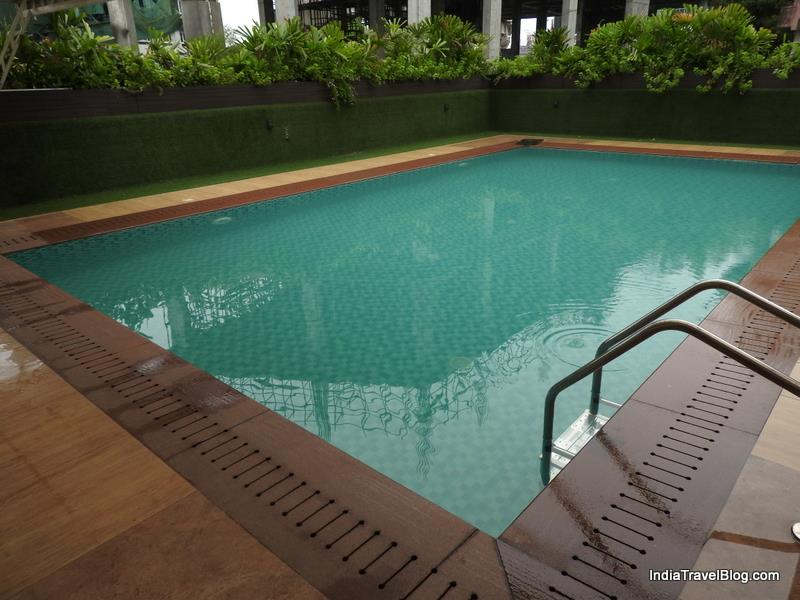 Swimming pool in PGS Vedanta