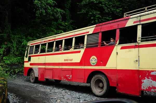 Public-transport-buses-to-Kanyakumari-from-trivandrum