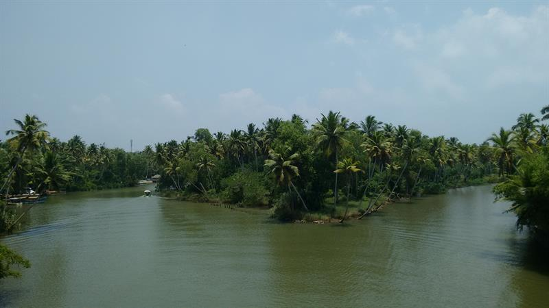 Poovar Island,Most Romantic Places in Kerala