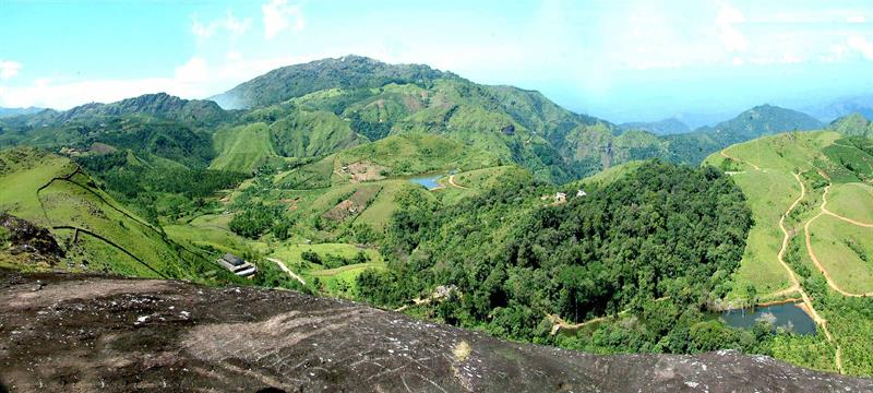 Vagamon,Most Romantic Places in Kerala