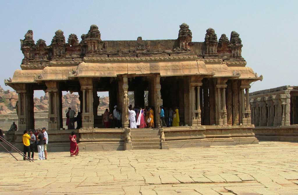 Vittala temple in India