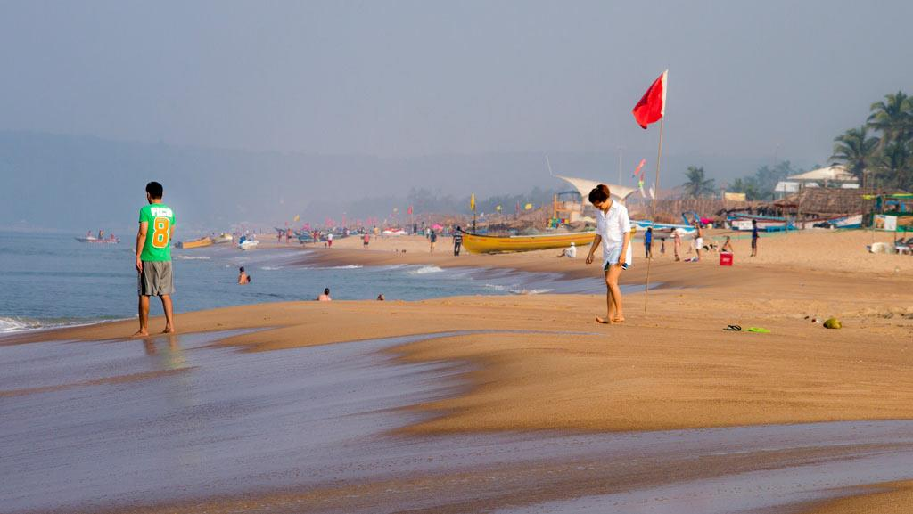 How to reach Goa
