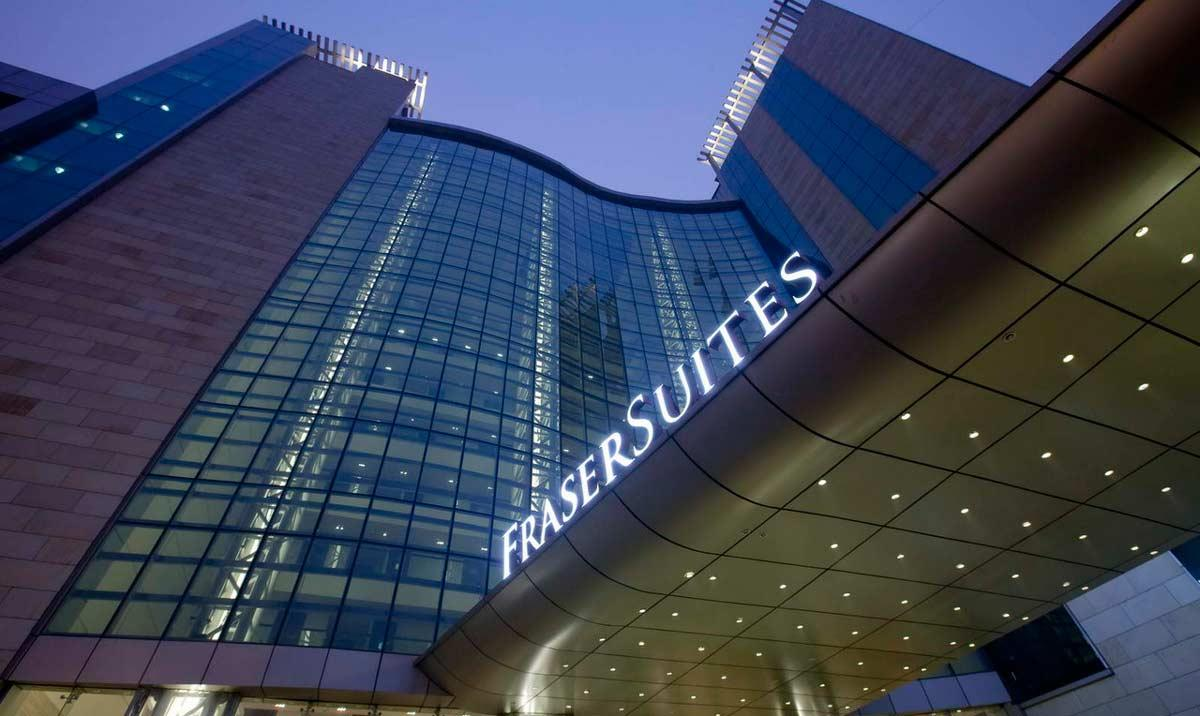 Fraser-Suites-Delhi-5-star-pet-friendly-hotel