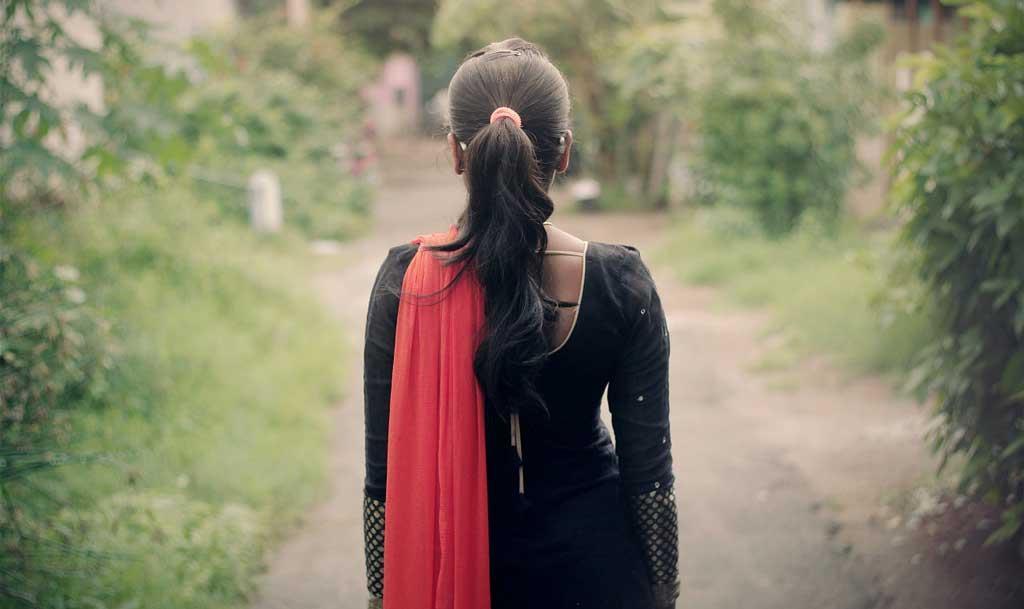 long top weared women in India