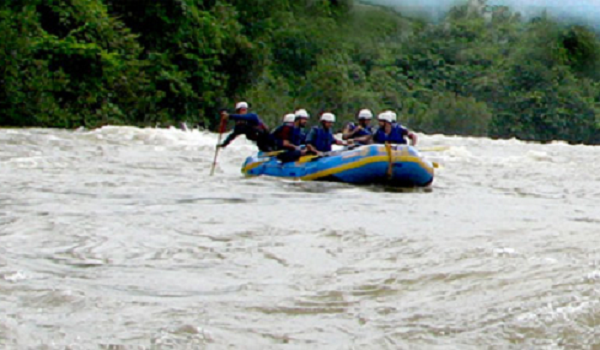 River Rafting Expedition in India