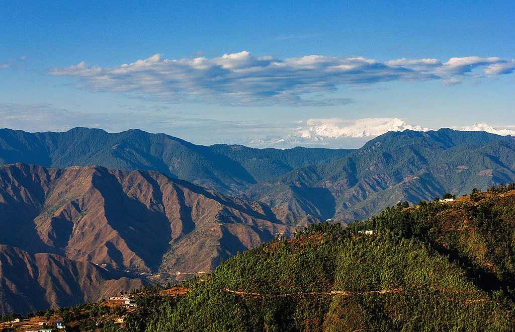 Mussoorie-Hills