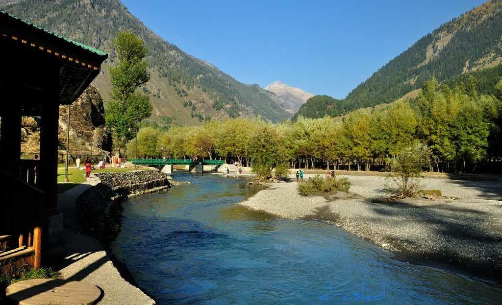 Betaab valley inPahalgam