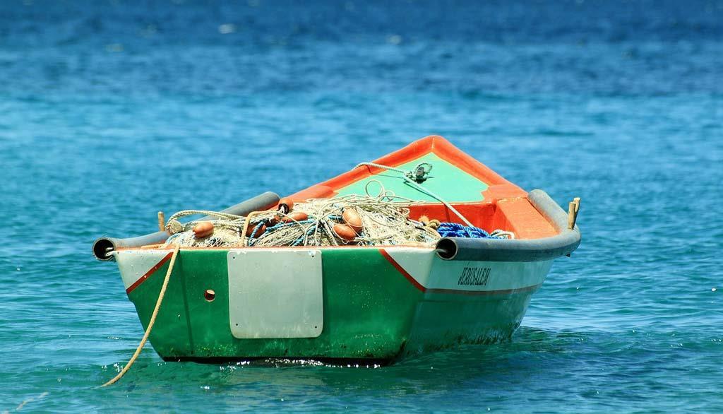 fishing-boat-in-ocean
