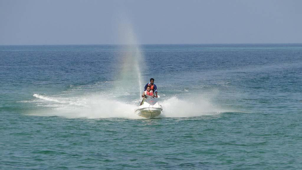 Water-scooter-ride-in-Port-blair