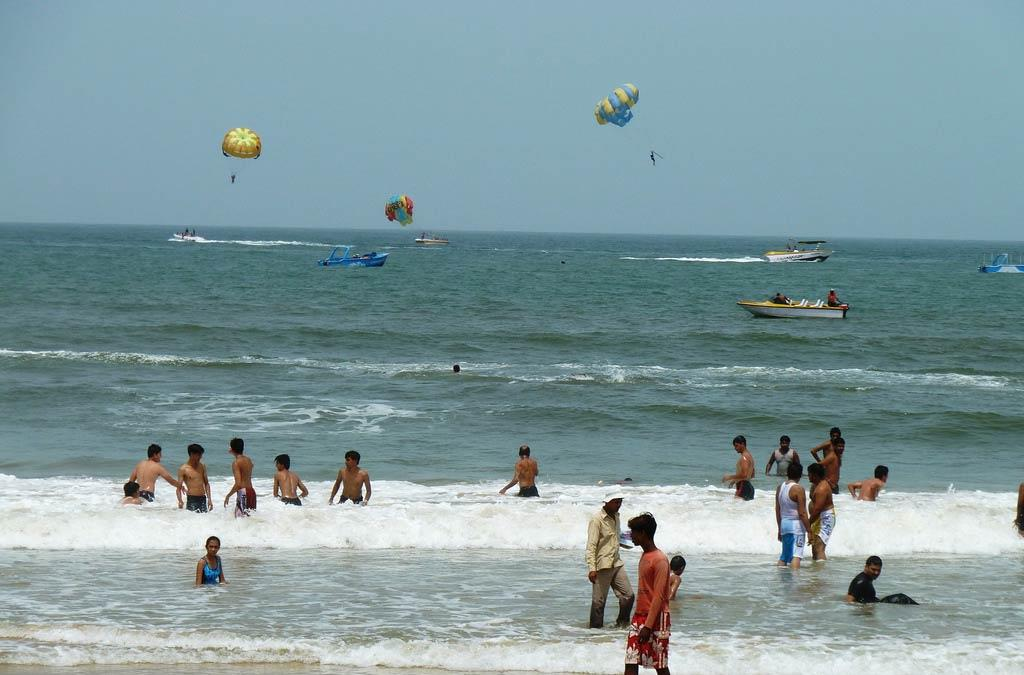 activities-in-Calangute-beach