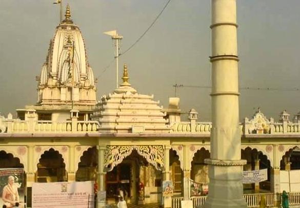 Tijara Jain temple, Alwar Rajasthan