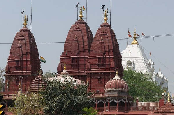 Sri Digambar Jain Lal Mandir