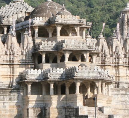 Ranakpur Temple, Udaipur, Rajasthan
